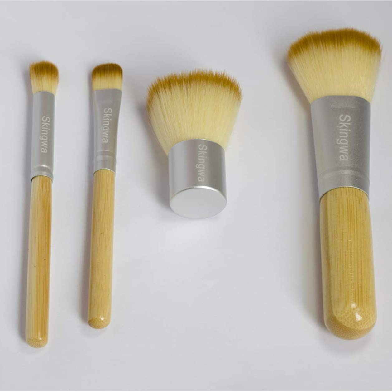 まばたき解説咽頭Skingwa 化粧 ブラシ メイクアップ ブラシ セット