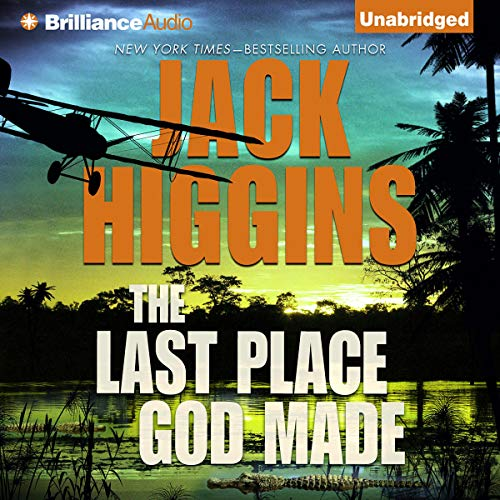 The Last Place God Made Audiobook By Jack Higgins cover art