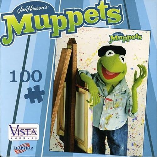 Jim Henson's Muppets 100 piece puzzle
