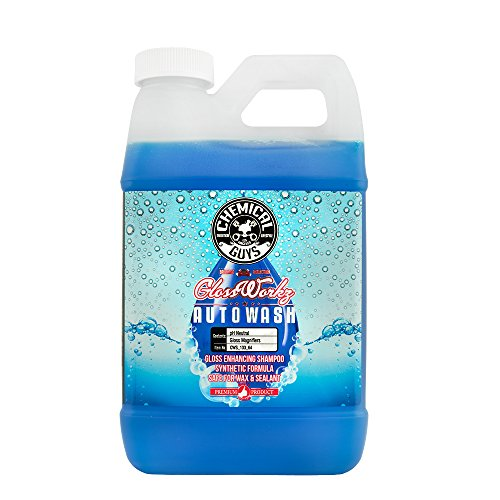 Chemical Guys CWS_133_64 Glossworkz Gloss Booster Foaming Car Wash Soap (Works with Foam Cannons,...