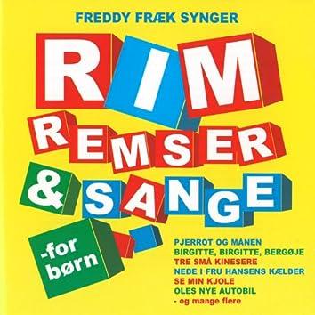 Rim, Remser & Sange - For Børn