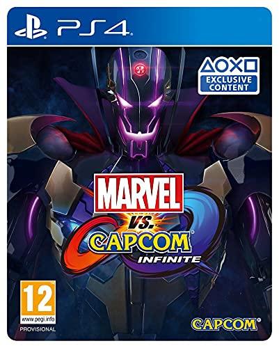 Marvel vs Capcom Infinite Deluxe Steelbook Edition