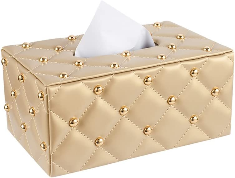 BFFDD Tissue Holders Hotel Max 68% NEW before selling OFF Leather Creati Box Living Room
