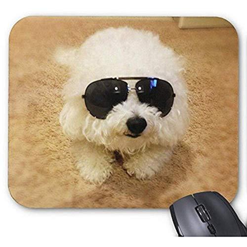 Muismat Cool Puppy Wear voor zonnebril, bedrukt, muismat