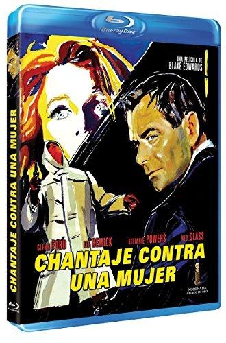 Der letzte Zug / Experiment in Terror (1962) ( ) [ Spanische Import ] (Blu-Ray)