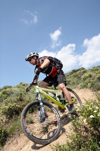 Abenteuer Korsika - Mit dem Bike durch das Gebirge im Meer