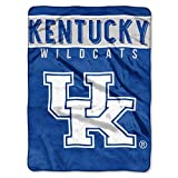 Kentucky Wildcats 'Basic' Raschel Throw Blanket, 60' x 80'