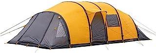 No-logo Tienda de campaña a prueba de viento Campo camping al aire libre tienda de campaña inflable 5-10 personas Cuatro Dos habitaciones una sala de gran tamaño tienda de campaña Adecuado for acampar