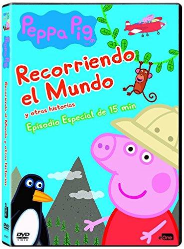 Peppa Pig - Recorriendo El Mundo Y Otras Historias [DVD]