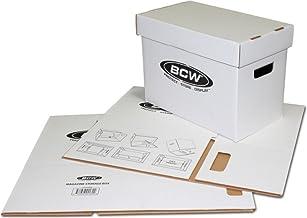 BCW (5) Magazine Storage Box Brand