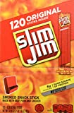 Slim Jim Original 1 Pack (120 - 0.28 Oz Each)