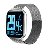 joyliveCY CyFiit Smart Watch With Heart Rate Monitor, Fitness Activity Tracker With Blood