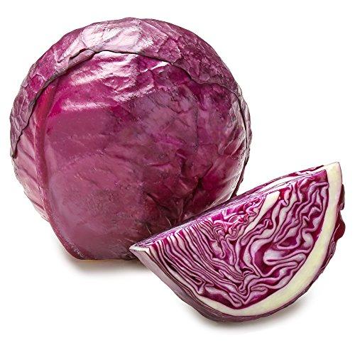 Red Cabbage Organic - Kapusta czerwona