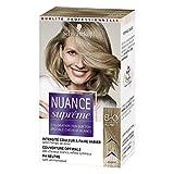 Schwarzkopf - Nuance Suprême - Coloration Ton sur Ton Blond 8-0 -Etui 60 ml