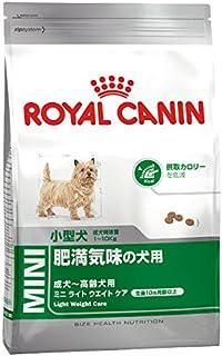 ロイヤルカナン SHN ミニ ライト 犬用 4kg