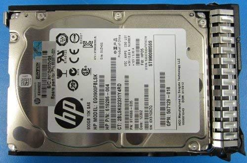 HP 653971-001 900GB 6G SAS 10K 2.5IN SC ENT - 652589-B21, 716649-001
