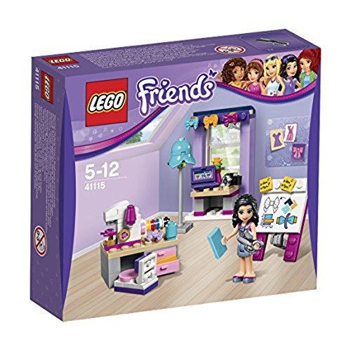 Lego Friends - 41115 - L'atelier De Couture D'emma