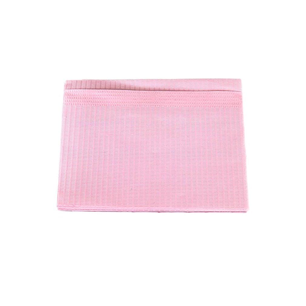 雨の寺院レギュラー防水ネイルペーパー ピンク 10枚入り ネイルシート 防水ペーパー キッチンペーパー