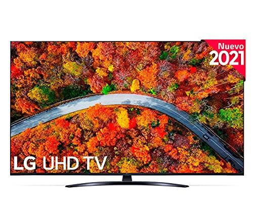 LG TV LED 43UP81006LA 4K IA
