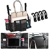 ZOOI Car Net Pocket Organizer, Car Handbag...