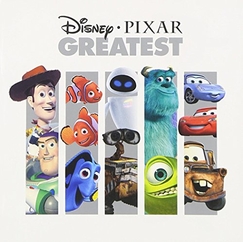 Disney Pixar Greatest Hits [Importado]