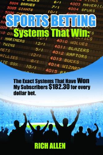Sports betting systems e-books niort vs metz betting expert tips