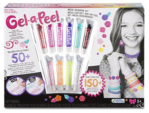 Gel-a-Peel Mega Rainbow Kit