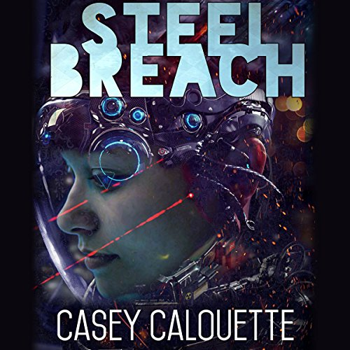 Steel Breach audiobook cover art