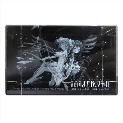 Puella Magi Madoka Magica - Crystal Art [Madoka & Homura]