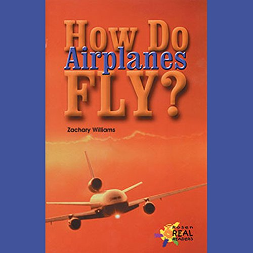 How Do Airplanes Fly? audiobook cover art