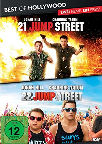 Best of Hollywood - 2 Movie Collector's Pack: 21 Jump Street / 22 Jump Street [2 DVDs]