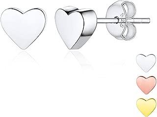 Best love heart stud earrings Reviews