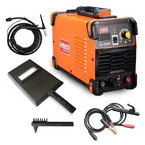 Máquina de Solda Inversora 160A MMA/TIG Pulsada Alta Frequência STIG160 Intech Machine (220V)