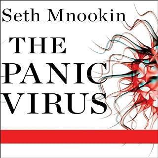 The Panic Virus audiobook cover art