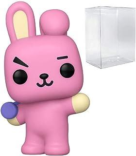Pop Animation: Line Friends - Cooky Pop! Vinyl Figure (Includes Compatible Pop Box Protector Case)