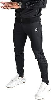 gym king black tracksuit