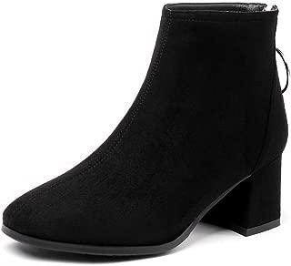 BalaMasa Womens ABS14196 Pu Boots