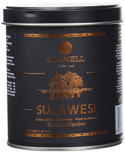 Cafés Granell – Exotic Collection – Sulawesi