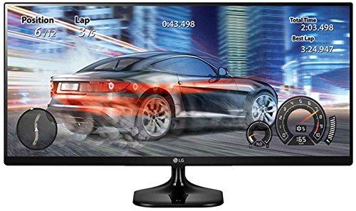 LG - Schermo PC Ultrawide LED IPS–1000:1–5ms