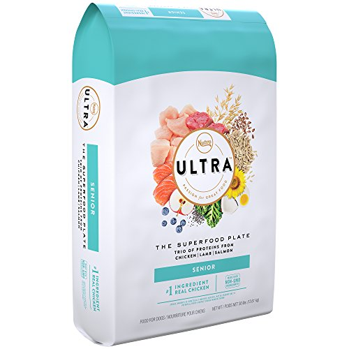 Nutro Ultra Senior Dry Dog Food With A Trio...
