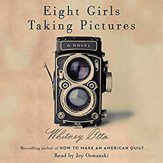 Eight Girls Taking Pictures audiobook cover art