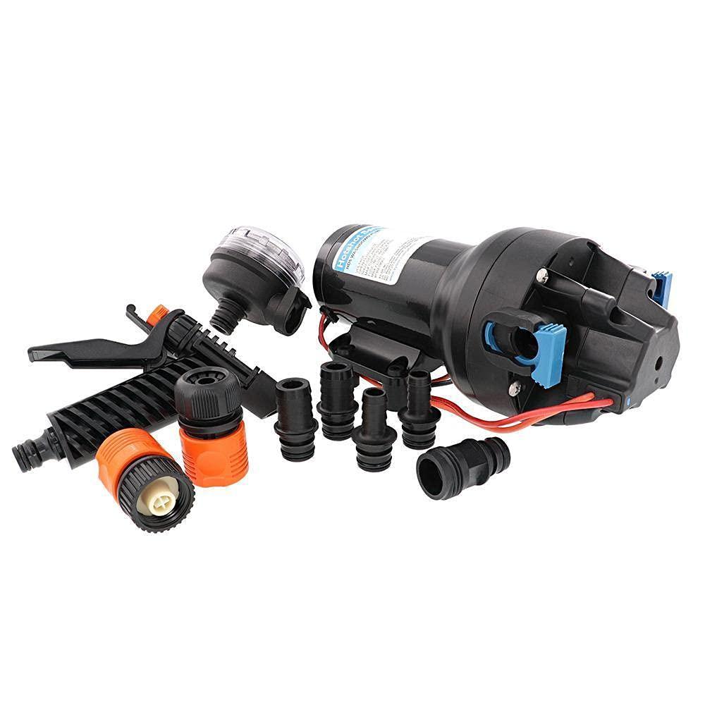 Jabsco Luxury goods Hotshot HD5-12V 5GPM 70PSI NEW Washdown Pump Duty Heavy