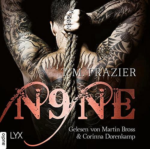 Nine (German edition) cover art