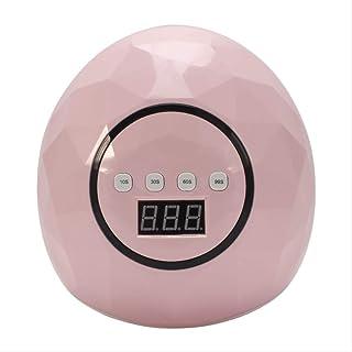 24 cuentas de lámpara 72W de alta potencia de doble fuente de luz máquina de fototerapia de uñas