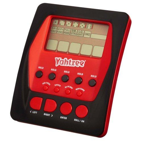 Yahtzee Handheld Digital Game