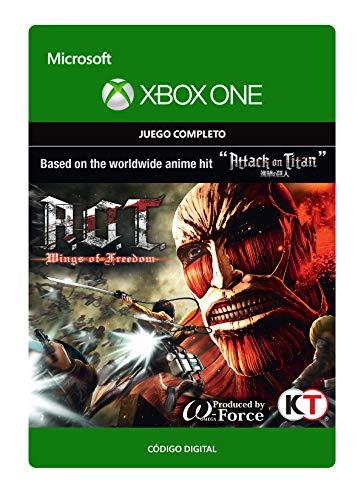 Attack on Titan Standard   Xbox One - Código de descarga