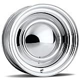 U.S. WHEEL Smoothie 52 Rim 16X7 6X5.5 Offset 6 Chrome (Quantity of 1)