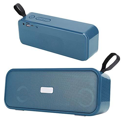 tragbar Bluetooth Draussen Party Lautsprecher, 4 Std Verwendungszweck Zeit mit Abs Hülse DC 5v 1a RGB Geführt Rhythmus Blinken Modus Pro Zelle Telefone, Tablets, Laptops, Desktop Rechner