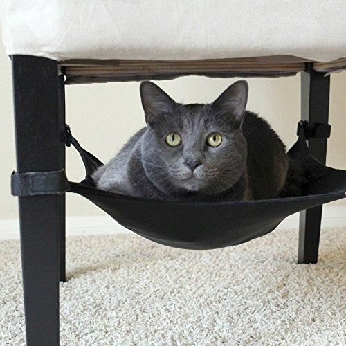 Cat Crib - BLACK