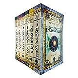 A Complete Michael Scott's The Secrets of the Immortal Nicholas Flamel Series